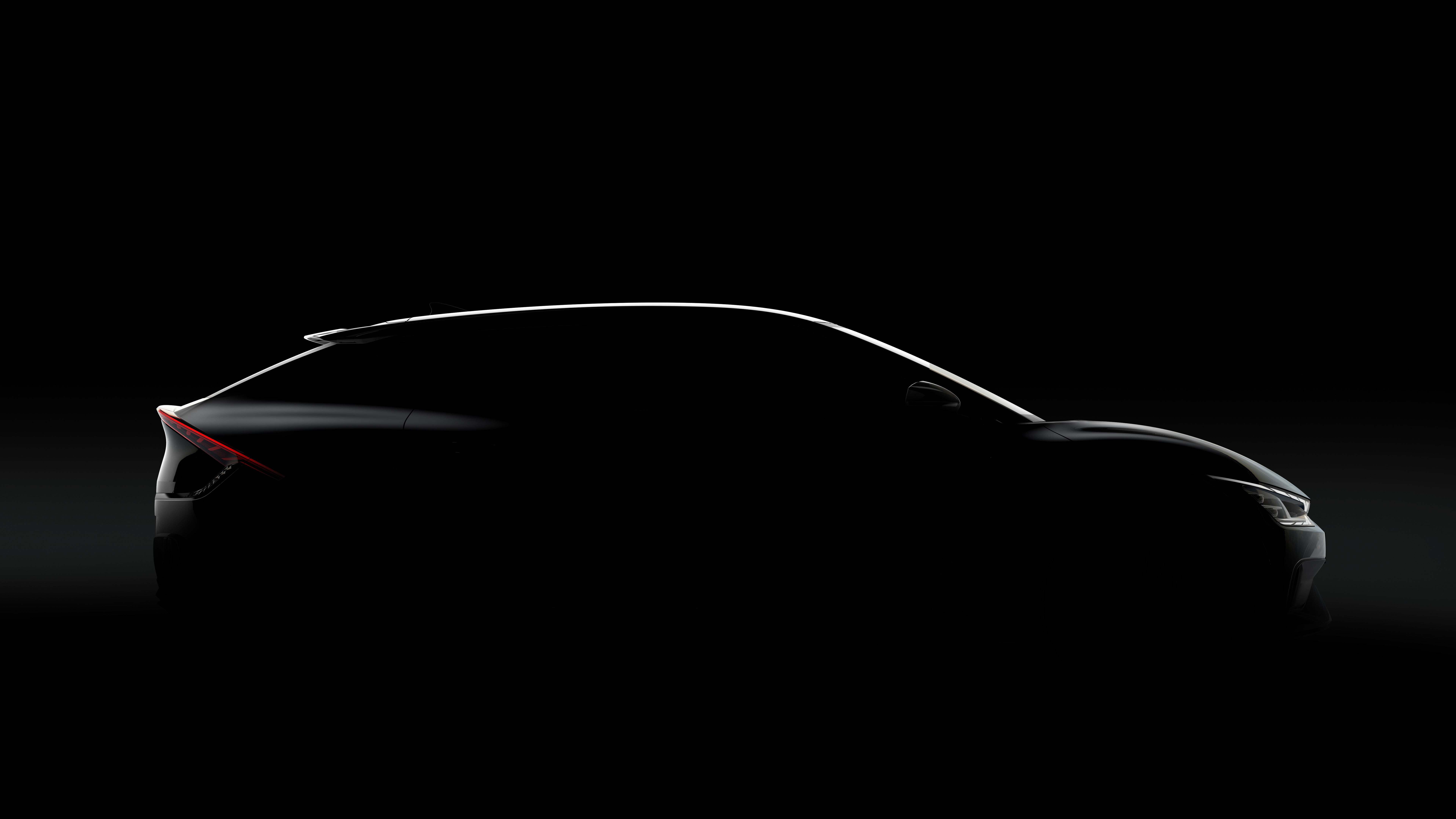 Kia teases images of new EV