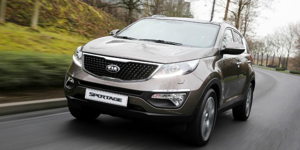Sportage tops tough satisfaction survey