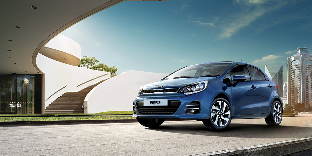 Kia upgrades best-selling Rio for 2015