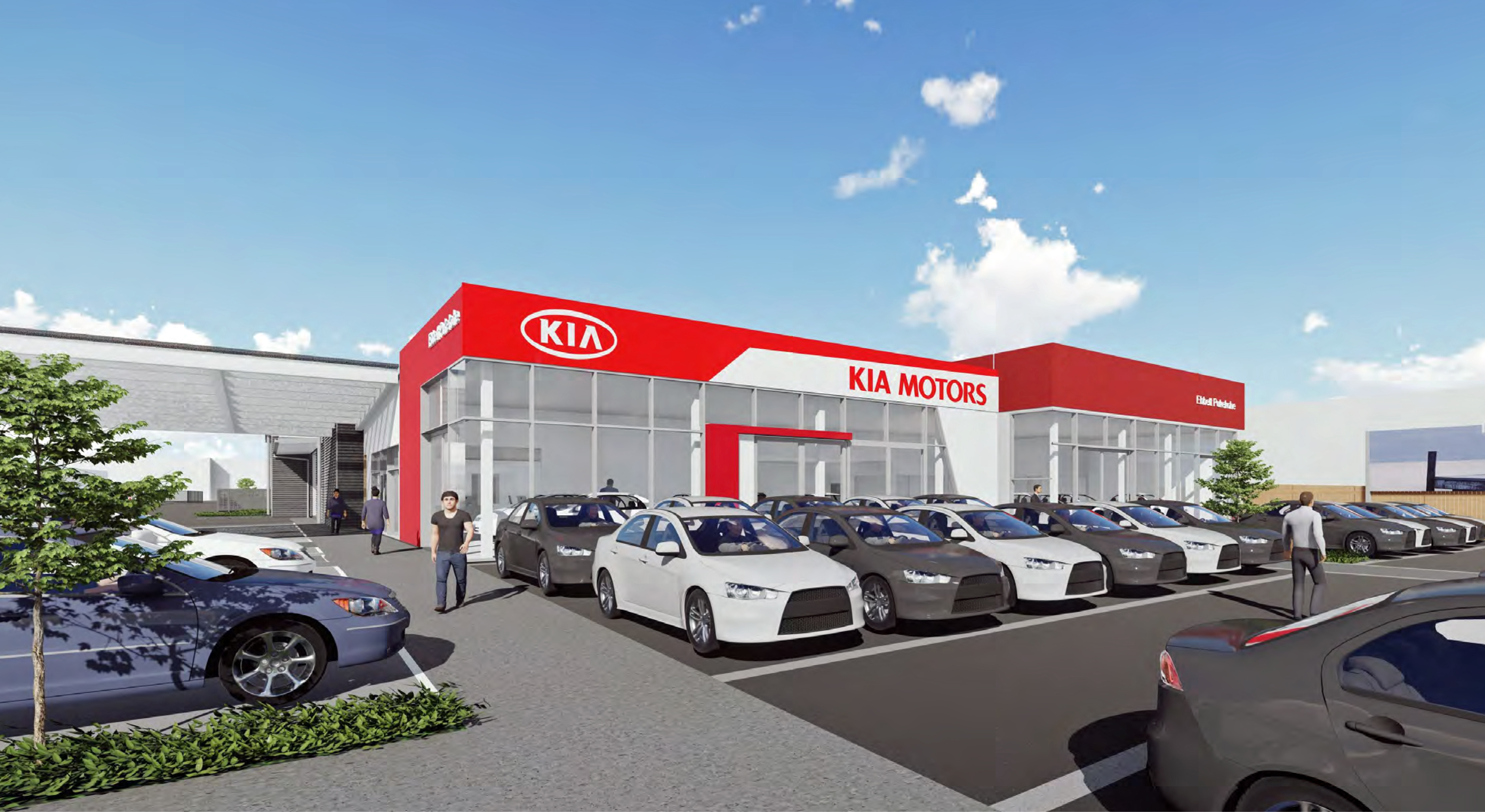 Kia moves to new home in Pukekohe