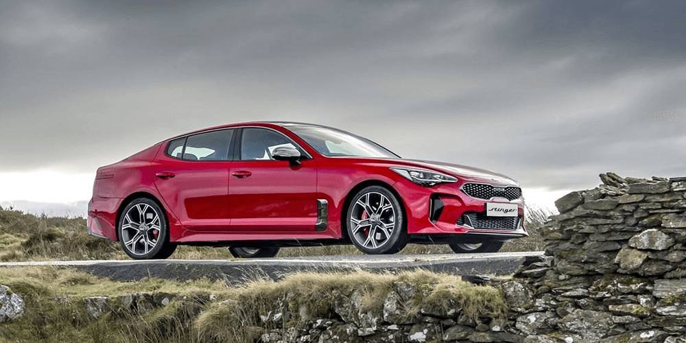 Kia Stinger emerged as winner again