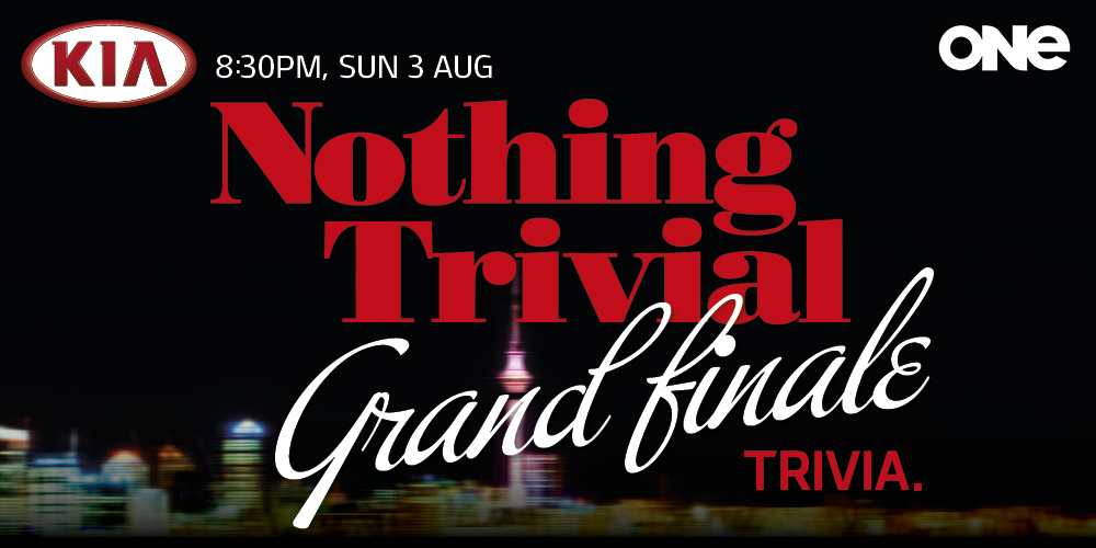 Your chance to win as Nothing Trivial returns!