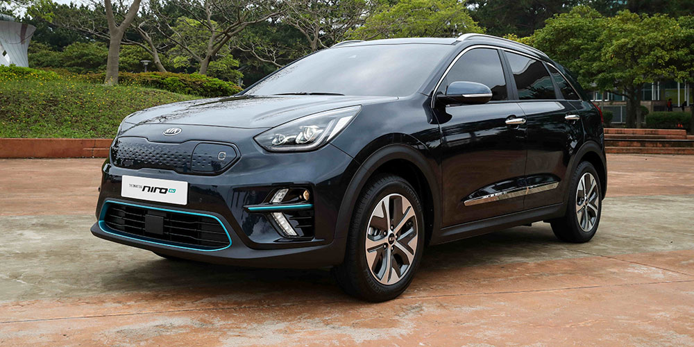 Kia New Zealand expects Niro EV here in early 2019
