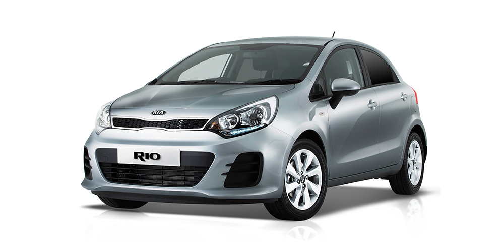 Kia Motors adds SX appeal to the Rio