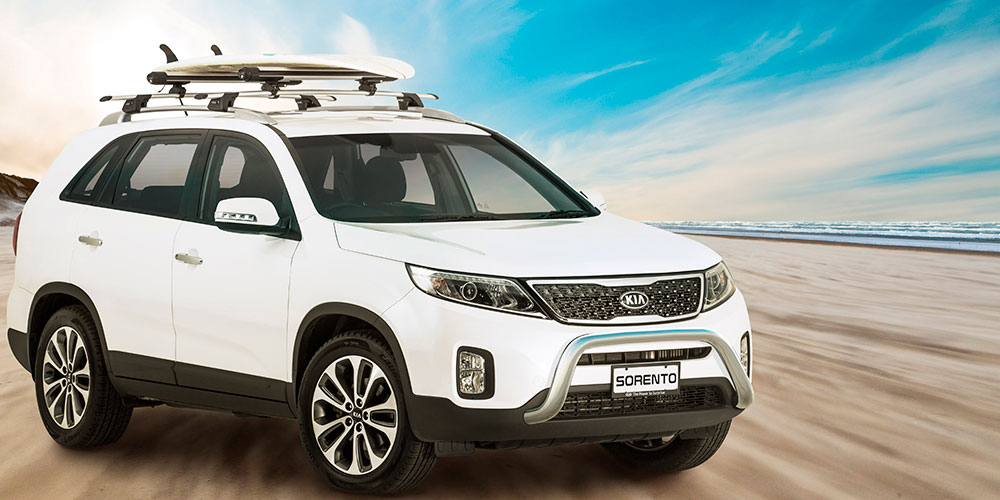 Limited edition Sorento SX now available