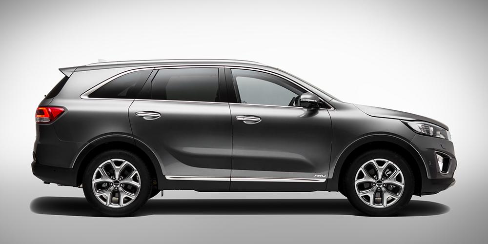 SUV Trend Is Good News For Kia Motors