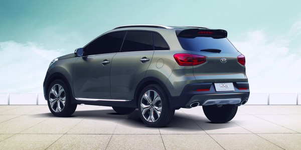 Kia Motors Unveils Compact Suv Concept New Suvs Cars Special