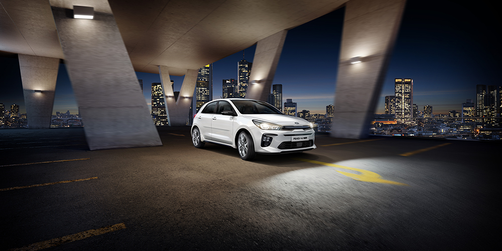 Turbocharged Kia Rio added to NZ line up.
