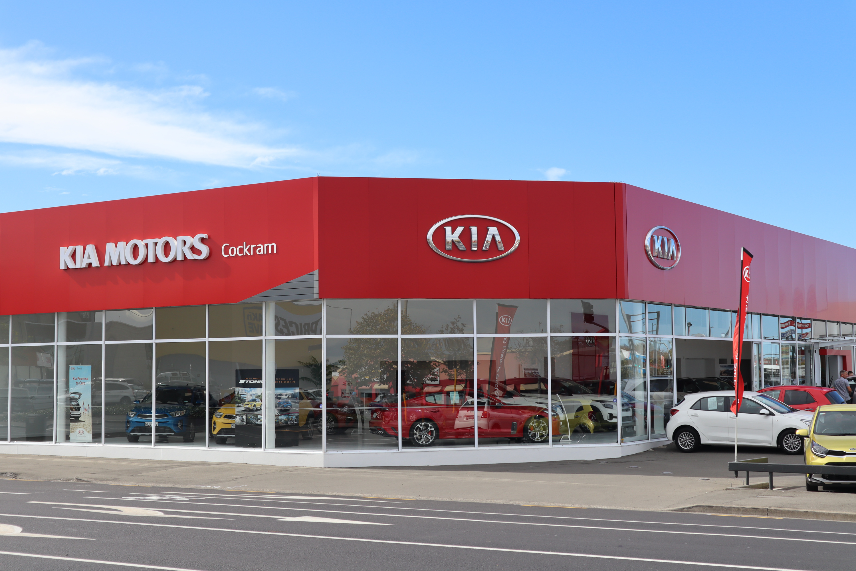 New home for Kia in Christchurch