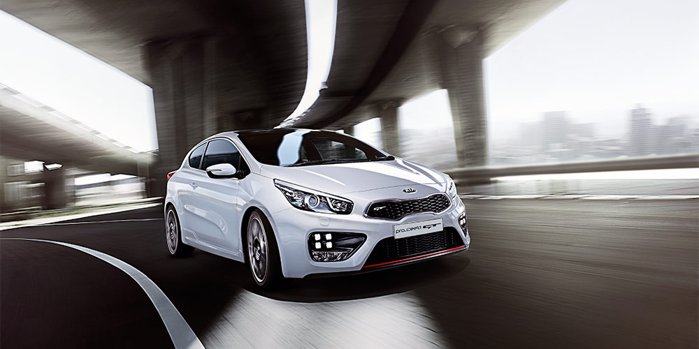 Introducing the all-new Kia pro_cee'd GT Turbo